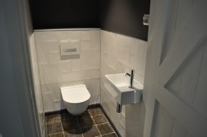 Restyling toilet
